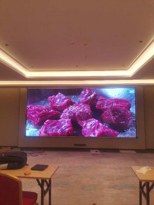 酒店LED电子大屏幕使用和维护中的注意事项