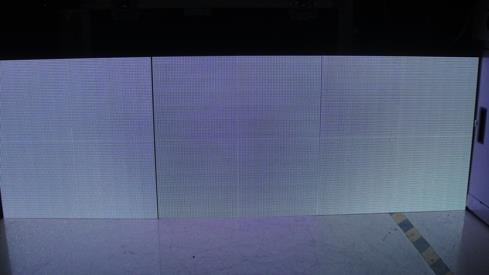 为什么led全彩屏会有色差?