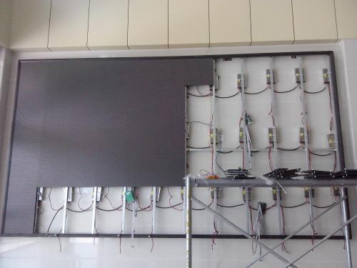 室内LED显示屏如何安装?看完你就知道怎么安装