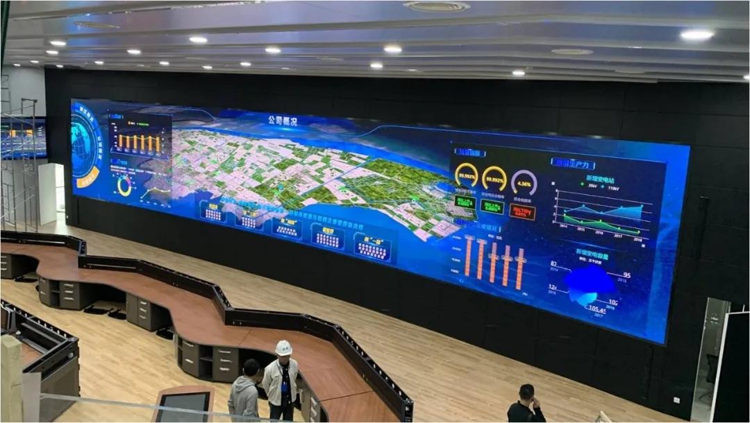 led电子大屏幕在公共交通中的应用