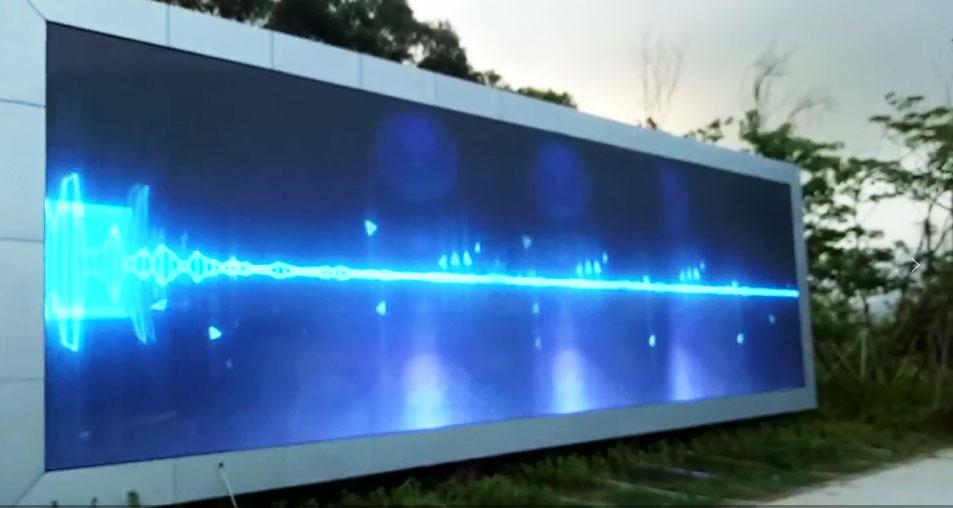 户外led广告屏解决方案
